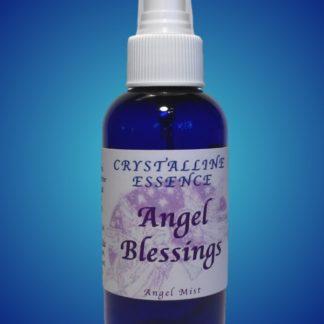 Angel Blessings Angel Mist 4oz Bottle
