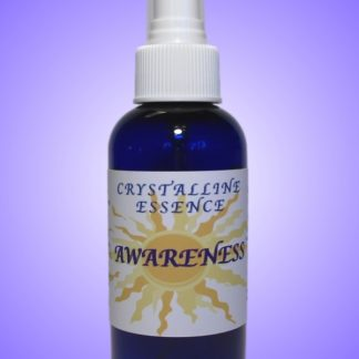 Awareness Vibrational Spray 4oz Bottle