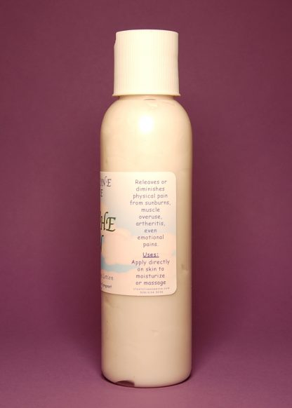 Cool The Pain Vibrational Massage & Body Lotion 4oz Directions
