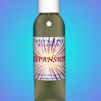 Expansion Vibrational Massage & Bath Oil 4oz Bottle