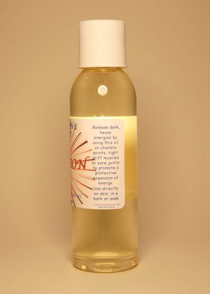 Expansion Vibrational Massage & Bath Oil 4oz Directions