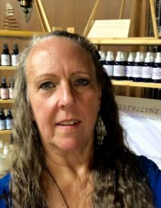 Gina Covel RN, Vibrational Alchemist, Master Dowser