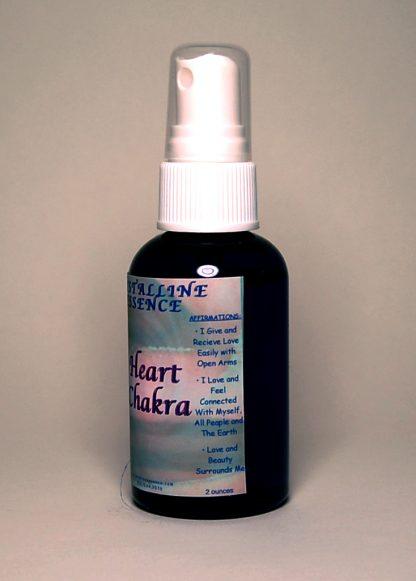 Heart Chakra Spray Description