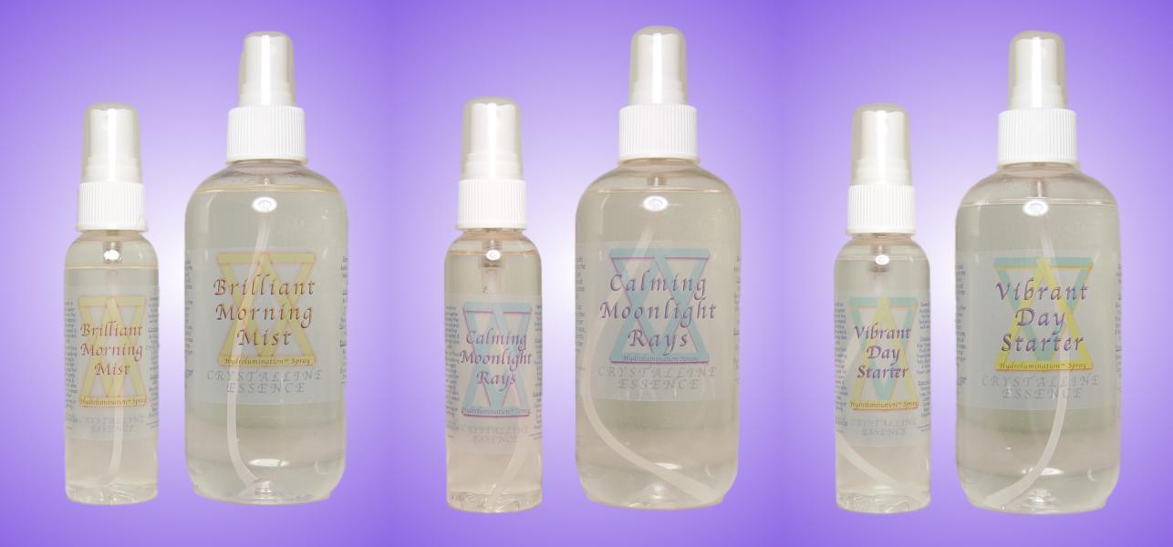 Hydrolumination Spray Group