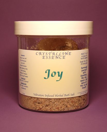 Joy Bath Salts 12oz