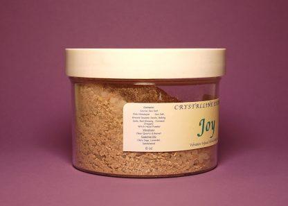 Joy Bath Salts 6oz Contents