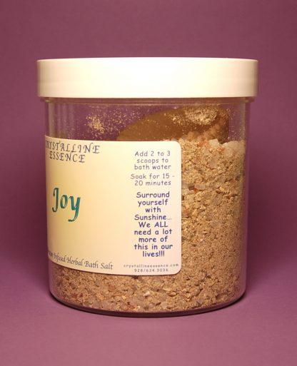 Joy Bath Salts Directions