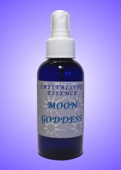 Moon Goddess Vibrational Spray 4oz Bottle