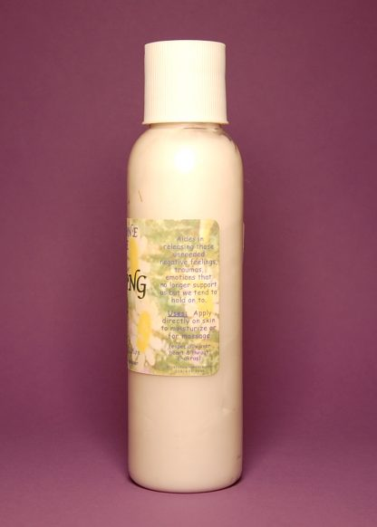 Releasing Fear Vibrational Massage & Body Lotion 4oz Directions