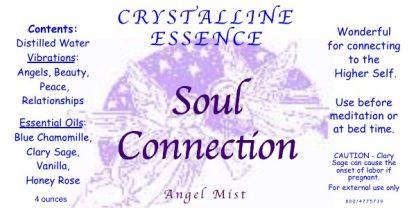 SOUL CONNECTION Angel Mist Label