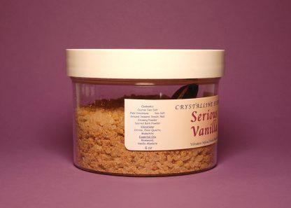 Serious Vanilla Bath Salts 6oz Contents