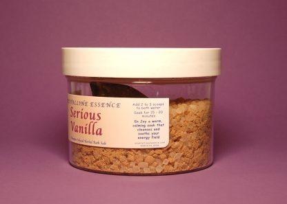Serious Vanilla Bath Salts 6oz Directions