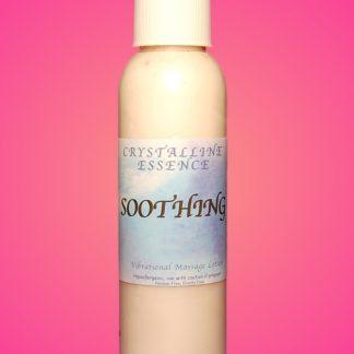 Soothing Vibrational Massage & Body Lotion 4oz Bottle