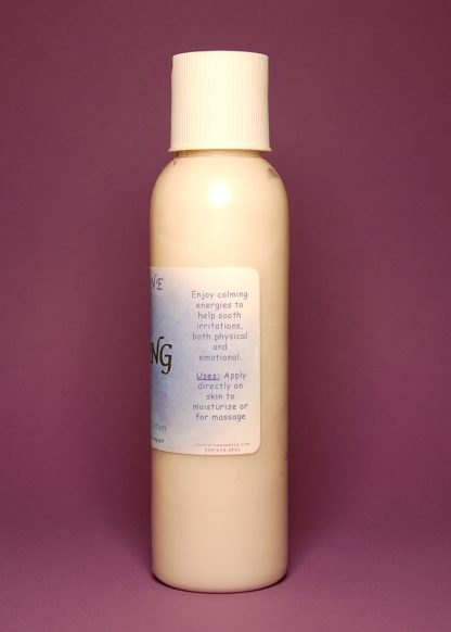 Soothing Vibrational Massage Lotion 4oz Directions