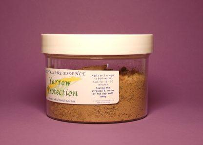 Yarrow Protection Bath Salts 6oz Directions